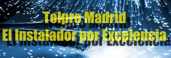 ¿Quien es Telpro Madrid?