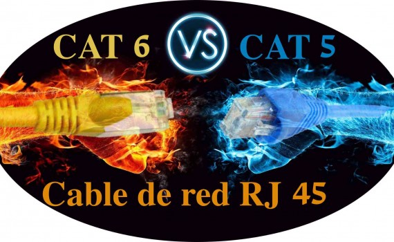 diferencias entre cable cat5 y cat6