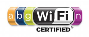 qué banda wifi es mejor a, b, g, n