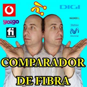 Comparador de fibra