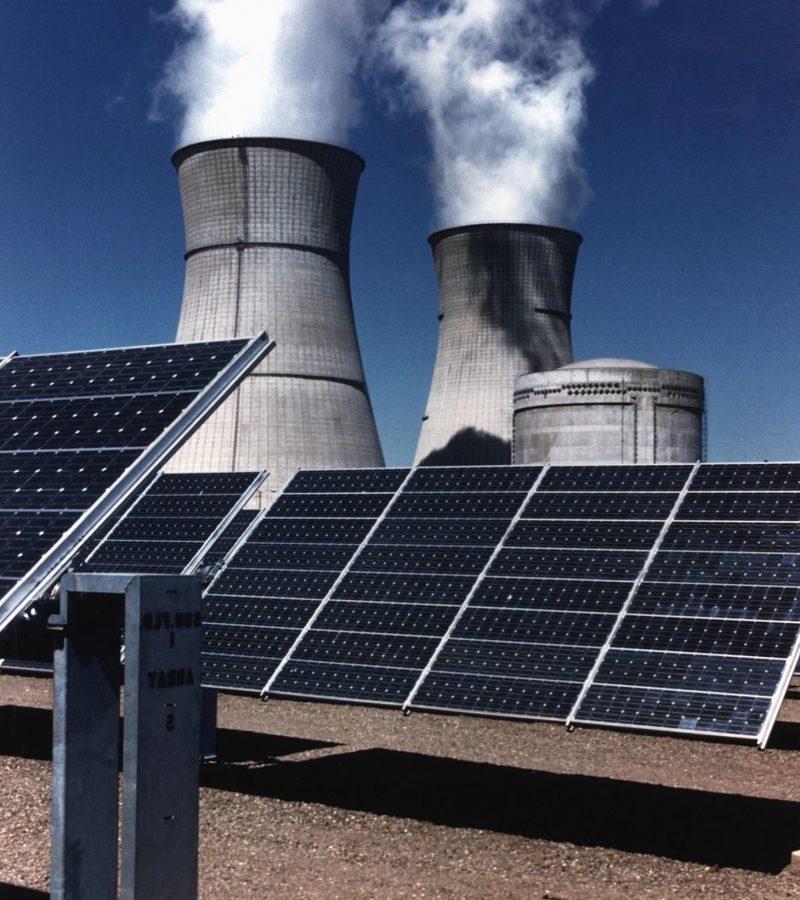 energia solar fotovoltaica para abastecer fabricas